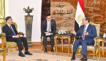Sisi: Development, changing reality to better optimum ways to fight extremism