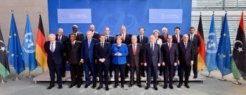 Libya peace summit agrees on commitment to UN arms embargo - German Chancellor