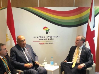 Egypt eyes further African cooperation with UK -- FM