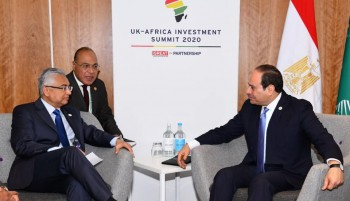 Sisi says Egypt keen on boosting relations with Mauritius in all fields