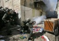 Palestinian mortar fire on Israeli soldiers, Israel fires back