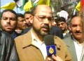 Hamas official denies being harassed in Egypt