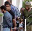 5 Palestinians detained from several places in West Bank