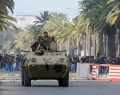 Soldier opens fire at Tunis base