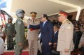 Rafale fighters take part in air force graduation ceremony: pres. spokesman