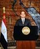 Sisi receives in NY head of World Economic Forum