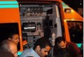 21 ambulances sent to transfer injured of collapsed building in Ismailia