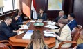 Nasr reviews preparations for upcoming visits by WB delegations