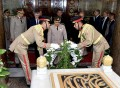 Sisi delegates Sobhy to lay wreath of flowers on Abdel Nasser's tomb