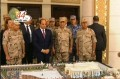 Sisi arrives at int'l conference center in 5th Settlement