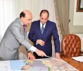 Sisi urges attracting more investments into Suez Canal zone