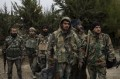 25 gunmen surrender to Assad forces