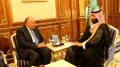 FM delivers Sisi's verbal message to Saudi King