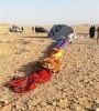 Luxor hot air balloon crash 'accidental', says ECAA