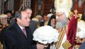 Sisi: New cathedral message of peace, love for whole world