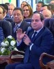 Sisi: Accomplishment of housing, bridges, water, power station tough challenge