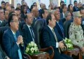 Sisi in Beni Suef to open development projects