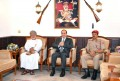 Omani Sultan hosts dinner banquet in honor of Sisi