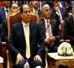 Sisi attends inauguration ceremony of EGYPS 2018 Show