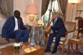 AL chief receives message from Kiir on relations
