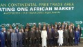 Egypt, 43 African states ink agreement on launching free trade area
