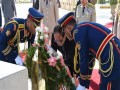 Sisi lays down wreath at Memorial of Unknown Soldier