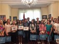 Egyptian amb. in Belgrade hands awards to Serbian youth