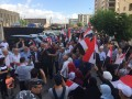 Egyptians expats in Lebanon celebrate anniversary of June 30 Revolution
