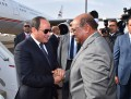 Sisi embarks on two-day visit to Sudan