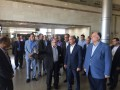 Civil aviation min. inspects Sohag International Airport
