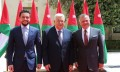 King Abdullah II, Abbas discuss latest developments in Palestine