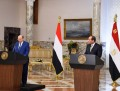 Yemen's Hadi praises Egypt's support for his country