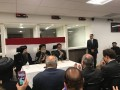 Pope Tawadros meets Egyptian community in New York