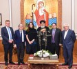 Pope Tawadros receives European delegation
