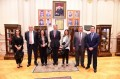 Egyptian, British lawmakers confers with UK envoy on mutual cooperation
