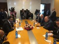 Soukry discusses dam talks with Ethiopian counterpart