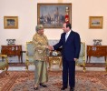 Sisi: Egypt supports efforts of Africa integration