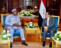 Sisi voices keenness on boosting ties with Gambia