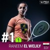 Egypt's Walily on top of PSA World Rankings for January