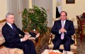 Sisi affirms necessity of dealing with refugees influx
