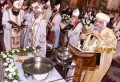 Pope Tawadros leads Epiphany Mass in Alexandria