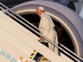 Pope Francis leaves Rome for UAE on landmark visit