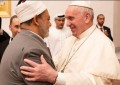 Azhar Imam arrives in Abu Dhabi to meet Vatican Pope