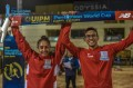 Egypt's Gendy, Adel snatch gold of UIPM 2019 Pentathlon World Cup