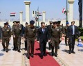 Sisi meets military, security top brass