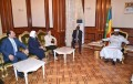 Chadian president: Africa to witness brightest era under Egypt's AU presidency