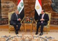 Sisi voices Egypt's keenness on cementing ties with Iraq