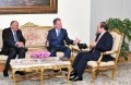 Sisi stresses Egypt's support for WFP role in developing countries