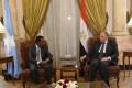 Shoukry asserts Egypt's support for Somalia's stability