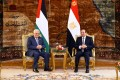 Sisi: Egypt supports Palestinian efforts for political settlement
